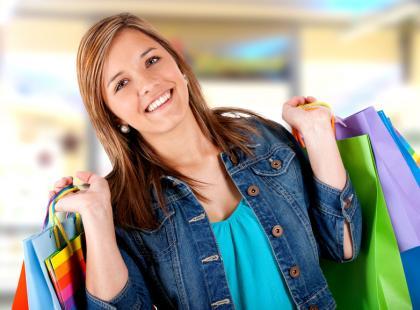 Czy warto zabierać dziecko na zakupy?