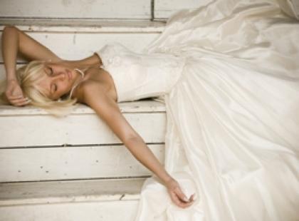 Czy wiesz co zrobić z suknią ślubną po weselu?