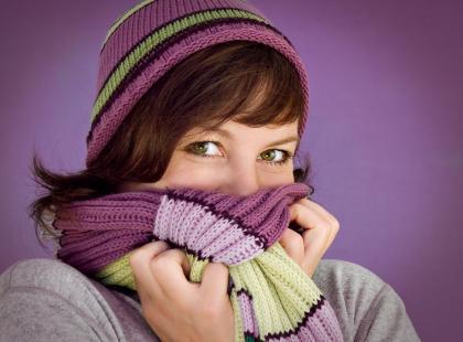 Czy wiesz dlaczego z zimna szczękamy zębami?