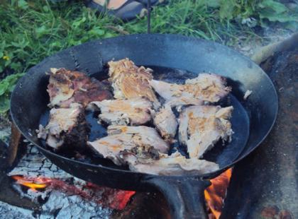 Czy wiesz ile czasu grillować jagnięcinę?
