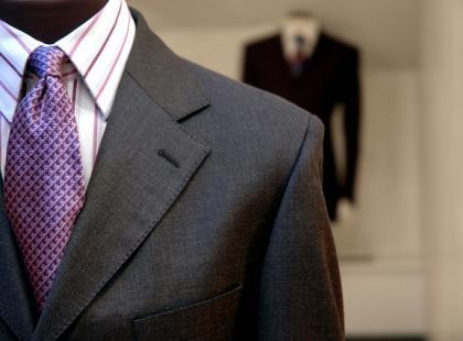 krawat, moda męska