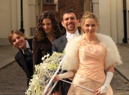 Czy wiesz jak dobrze dobrać ubranie na ślub lub wesele?