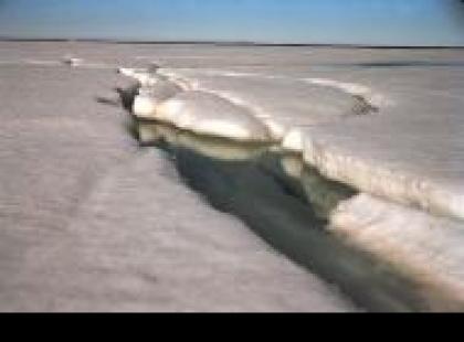 Czy wiesz jak gruby musi być lód, by utrzymać samochód osobowy?