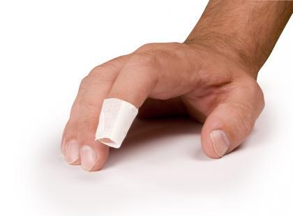 Czy wiesz jak leczyć zastrzał palca?