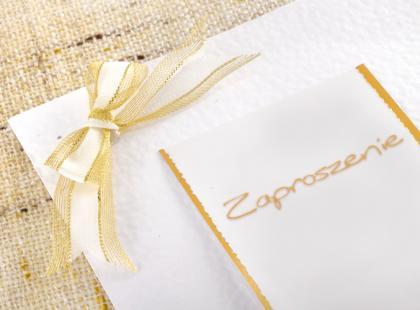 Czy wiesz jak napisać zaproszenie ślubne?