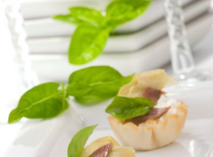 Czy wiesz jak przygotować entrée z łososia?