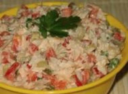 Czy wiesz jak przygotować sałatkę z makreli?