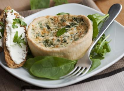 Czy wiesz jak przygotować warzywną tartę?