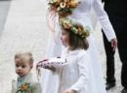 Czy wiesz jak ubrać dzieci na wesele?