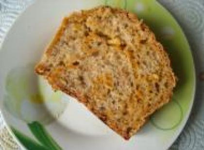 Czy wiesz jak upiec chleb z marchewką?