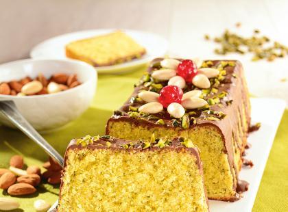 Czy wiesz jak upiec ciasto pistacjowe?