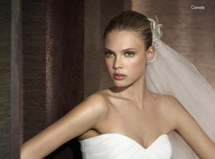 Kolekcja sukien ślubnych San Patrick 2011