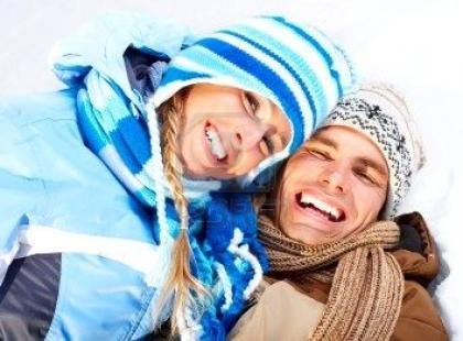 Czy wiesz jak zaplanować randkę w zimowy wieczór?