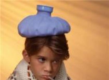 Czy wiesz jak zbić wysoką gorączkę?