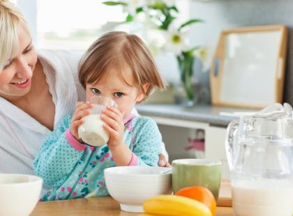 Czy wiesz jak zrobić deser z mleka?