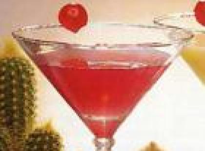 Czy wiesz jak zrobić drink Różowa Małgosia?