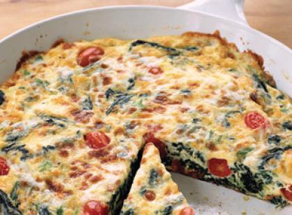 Czy wiesz jak zrobić frittatę warzywną?