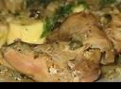 Czy wiesz jak zrobić królika w pikantnym sosie?