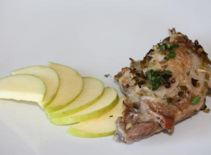Czy wiesz jak zrobić piersi kaczki w sosie orzechowo-imbirowym?
