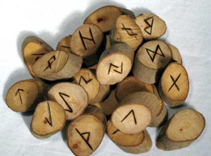 Czy wiesz jak zrobić runy?