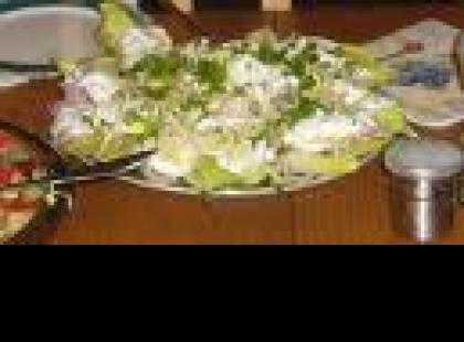Czy wiesz jak zrobić sałatkę z cykorią i mozzarellą?