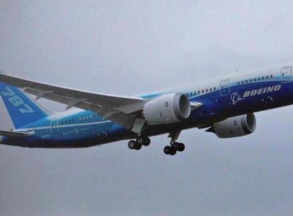 Czy wiesz, ze kadłub Boeinga 787 jest niemal cały zbudowany z materiałów kompozytowych?