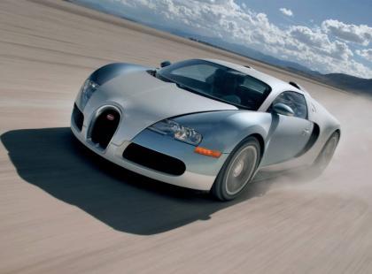 Czy wiesz, że komplet opon do Bugatti Veyrona kosztuje 50 000 euro?