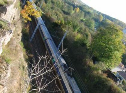 Czy wiesz, że najszybszy pociąg świata francuski TGV osiąga prędkość 515 km/h?