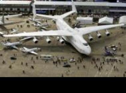 Czy wiesz, że największy samolot świata to An-225 Mrija?