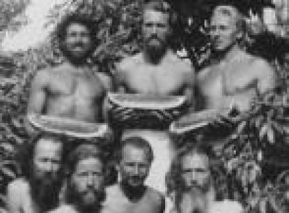 Czy wiesz, że Nature Boys byli prekursorami ruchu hipisowskiego w USA?