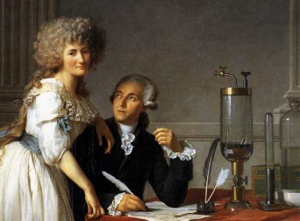 Czy wiesz, że ojciec nowoczesnej chemii został stracony na gilotynie?