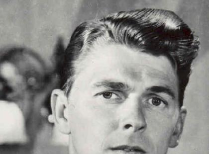 Czy wiesz, że Ronald Reagan był jedynym prezydentem USA, który założył mundur nazistów?