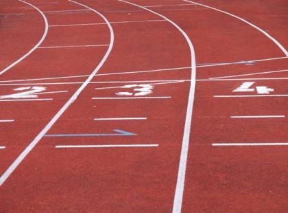 Czy wiesz, że stopa sprintera podczas biegu dotyka podłoża tylko przez 0.08s.?