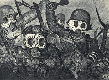 Czy wiesz, że to w Polsce po raz pierwszy w walce na masową skalę użyto gazów bojowych?