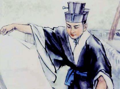 Czy wiesz, że wynalazcą papieru był Chińczyk Cai Lun?