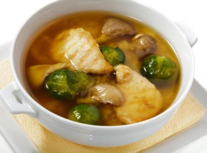 Czy wiesz zrobić zupę z brukselki?