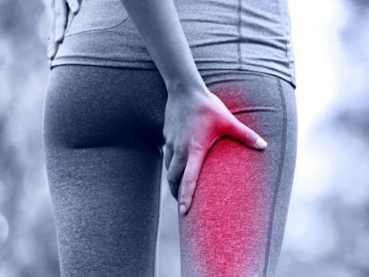 Czy wolno ćwiczyć z bólem mięśni?