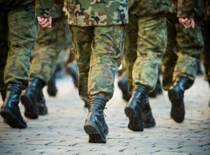 Czy zawód żołnierza zmienia człowieka?