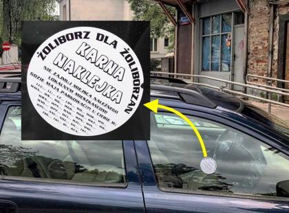 Czy zniszczysz samochód przyjezdnego, bo zaparkował pod twoim sklepem?
