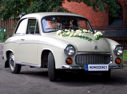 Czym do ślubu, czyli modne pojazdy na wyjątkowy dzień