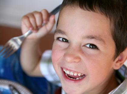 Czym karmić dzieci w pierwszych latach życia?