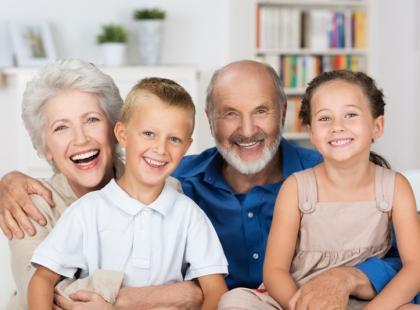Czym uszczęśliwić babcię i dziadka?