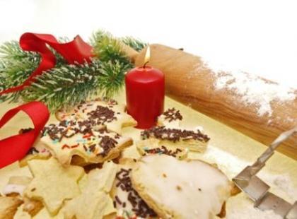 Czynności w kuchni na długo przed Świętami