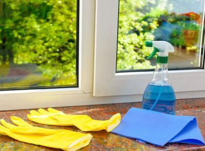 Czyste okna w ekspresowym tempie! Szybki sposób!
