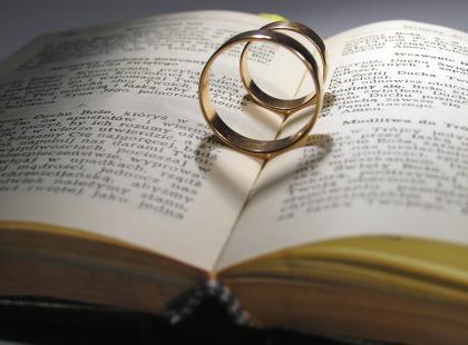 Czytania liturgiczne o miłości i małżeństwie na ślub kościelny