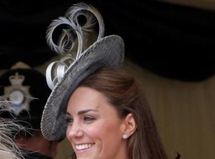 Czyżby księżna Kate była w ciąży?