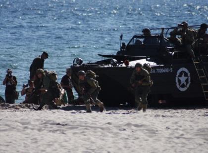 D-Day Hel 2010, czyli lądowanie w Normandii
