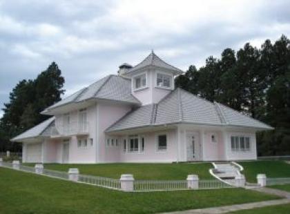Dach, który ma dobre feng shui