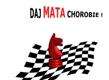 """""""Daj MATA chorobie"""" - turniej szachowy"""