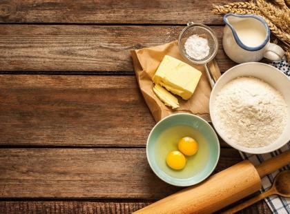 Daktylowe ciastka z kaszy manny - zdrowsza alternatywa dla słodkości!